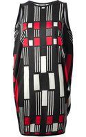 Alexander McQueen Cocoon Dress - Lyst