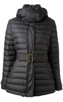 Burberry Brit Padded Jacket - Lyst