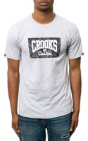 Crooks And Castles The Squad Life Tee - Lyst