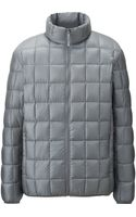 Uniqlo Men Ultra Light Down Square Quilted Jacket - Lyst