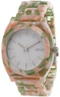 Nixon The Time Teller Acetate - The Watercolor Mint Collection - Lyst