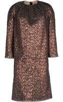 N°21 Short Dress - Lyst