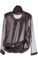 Strenesse Gabriele Strehle Blouse - Lyst