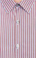 Paul Smith Exclusive Multitrack Stripe Dress Shirt - Lyst