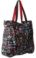 Lesportsac Le Zip Tote - Lyst