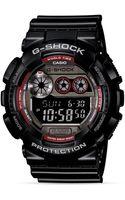 G-shock Black Xl Watch 55mm - Lyst