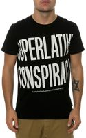 Wesc The Biggest Message Tee - Lyst