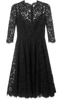 Dolce & Gabbana Scarlett Lace Dress - Lyst