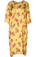 Marni Knee Length Dress - Lyst