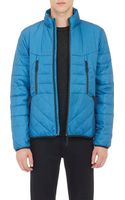 Paul Smith Downfilled Puffer Jacket - Lyst