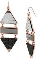 Steve Madden earrings - Lyst