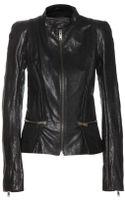 Haider Ackermann Athena Leather Jacket - Lyst