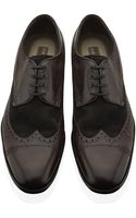 Dolce & Gabbana Roma Derby Shoes - Lyst