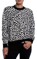 Twenty Polka Dot Sweater - Lyst