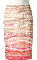 Altuzarra Pencil Skirt - Lyst