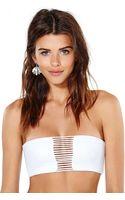 Nasty Gal Mikoh Sunset Bandeau - Lyst
