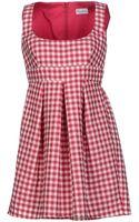 RED Valentino Short Dress - Lyst