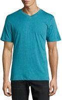 Robert Graham Shortsleeve Relaxed Slubknit Shirt - Lyst