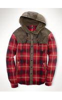 Polo Ralph Lauren Plaid Hooded Workshirt - Lyst