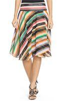 Lauren by Ralph Lauren Serape-print Full Skirt - Lyst