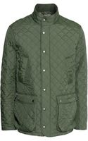 H&M Quilted Jacket - Lyst