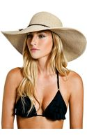 Vix Santorini Hat - Lyst