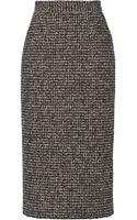 Pedro Del Hierro Madrid Woolblend Tweed Pencil Skirt - Lyst