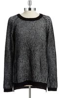 Calvin Klein Hilo Knit Sweater - Lyst