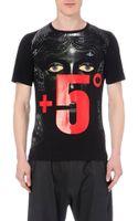 Vivienne Westwood Five Degrees Cotton-jersey T-shirt - Lyst
