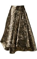 Brock Collection Brocade Skirt - Lyst