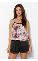 Mink Pink X Uo Southern Wind Cami - Lyst