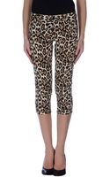 Alice + Olivia Cropped Pants - Lyst