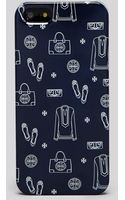 Tory Burch Iphone 55s Case Icons Hardshell - Lyst