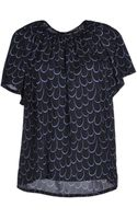 Tocca Blouse - Lyst
