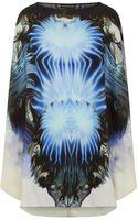 Maria Grachvogel Printed Cocoon Dress - Lyst