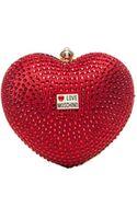 Love Moschino Evening Bag - Lyst