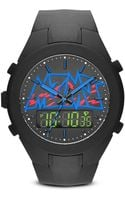 Marc By Marc Jacobs Xup Digital Watch 47mm - Lyst