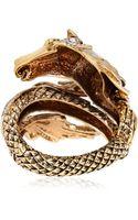 Roberto Cavalli Arion Bracelet with Swarovski Crystals - Lyst