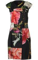 Vivienne Westwood Anglomania Kneelength Dress - Lyst