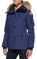 Canada Goose Montebello Parka with Fur Hood Graphite X-large - Lyst