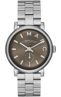 Marc By Marc Jacobs Womens Baker Stainless Steel Bracelet Watch 36mm - Lyst