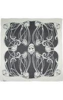 Alexander McQueen Skull Scarf - Lyst