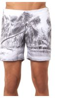 Orlebar Brown Bulldog Palm Perfectprint Swim Shorts - Lyst