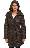 Rainforest Thermoluxe Sb Belted Coat - Lyst