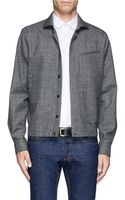 Faconnable Check Jacket - Lyst