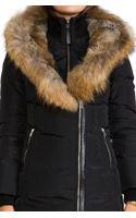 Mackage Trish Lavish Down Coat in Black - Lyst
