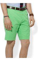 Polo Ralph Lauren Classicfit Lightweight Chino Shorts - Lyst