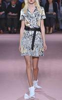 No 21 Duchesse Printed Fedra Dress - Lyst