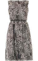 Max Mara Studio Blocco Dress - Lyst