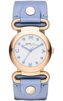Marc By Marc Jacobs Ladies Molly Rose Gold Tone Watch - Lyst